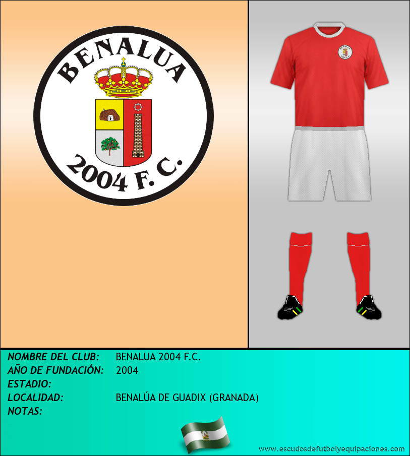Escudo de BENALUA 2004 F.C.