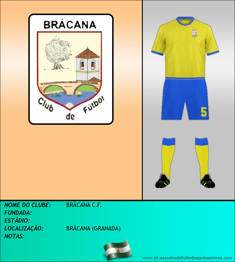 Escudo de BRÁCANA C.F.