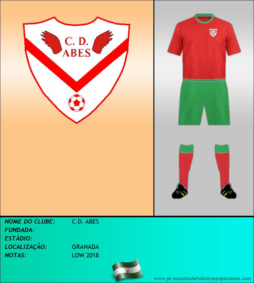 Escudo de C.D. ABES