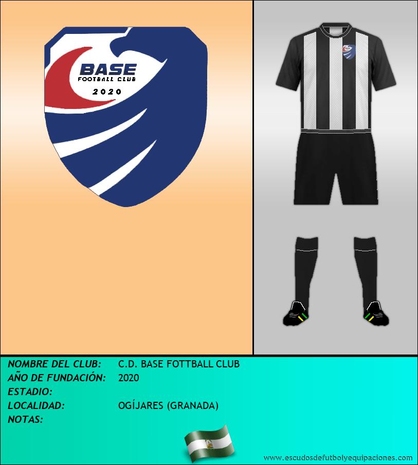 Escudo de C.D. BASE FOTTBALL CLUB