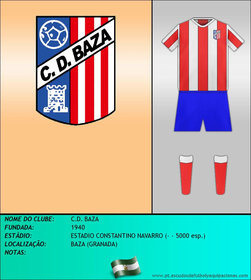 Escudo de C.D. BAZA