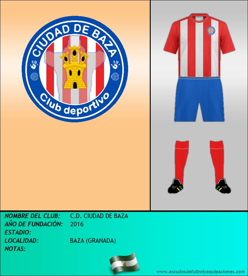 Escudo de C.D. CIUDAD DE BAZA
