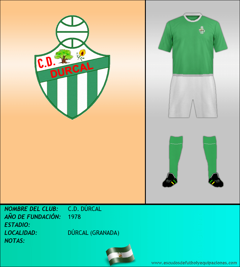 Escudo de C.D. DÚRCAL