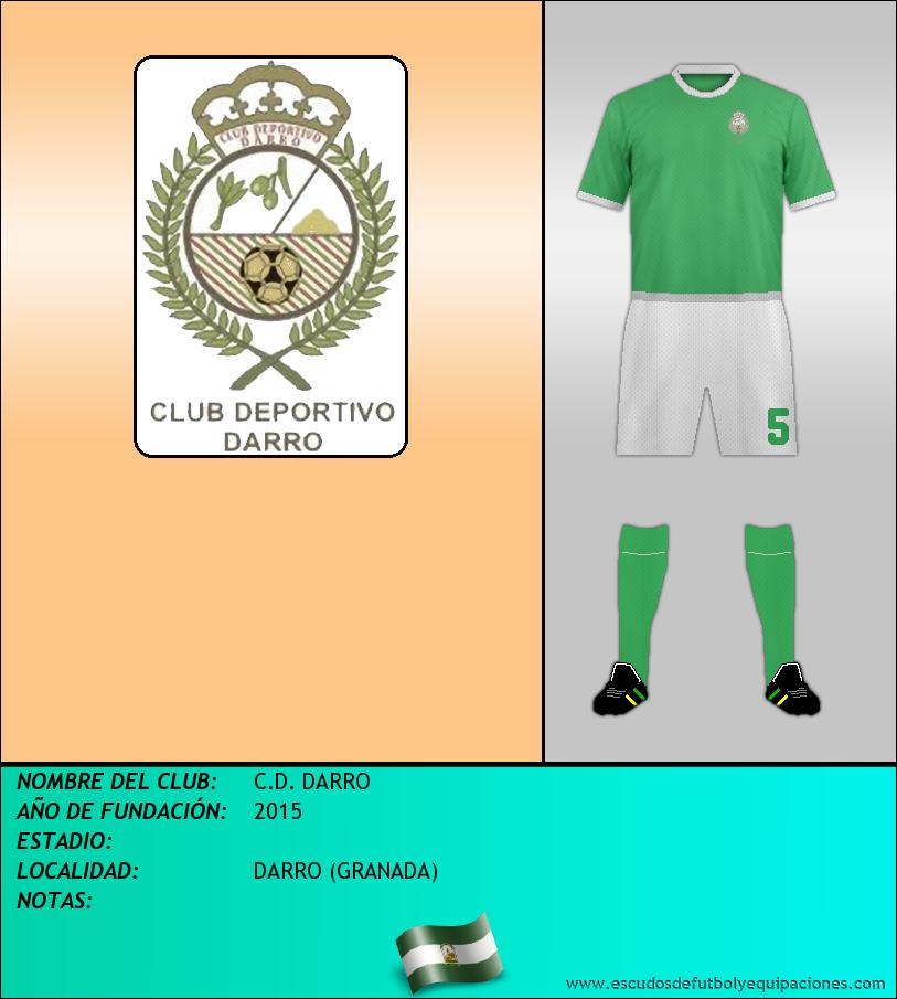 Escudo de C.D. DARRO