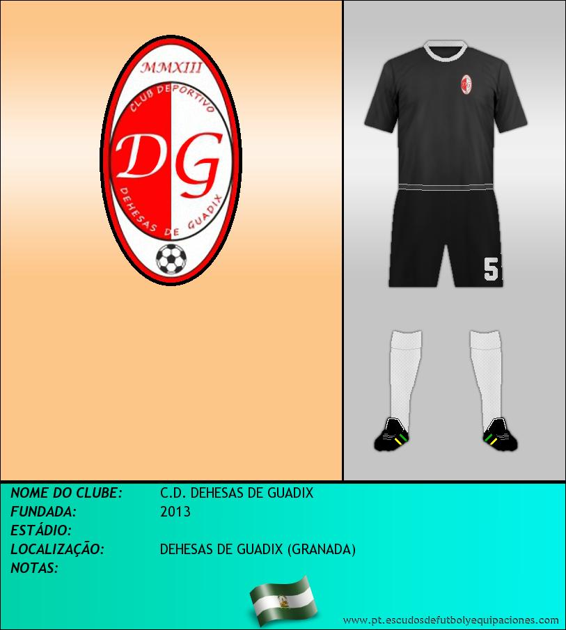Escudo de C.D. DEHESAS DE GUADIX