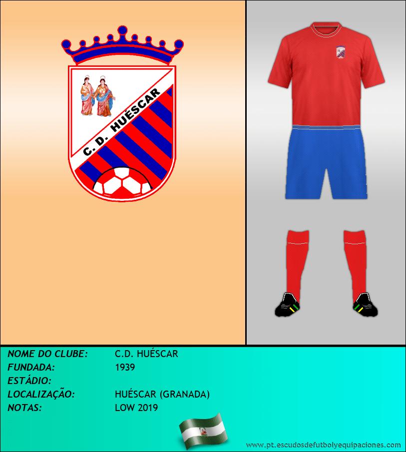 Escudo de C.D. HUÉSCAR