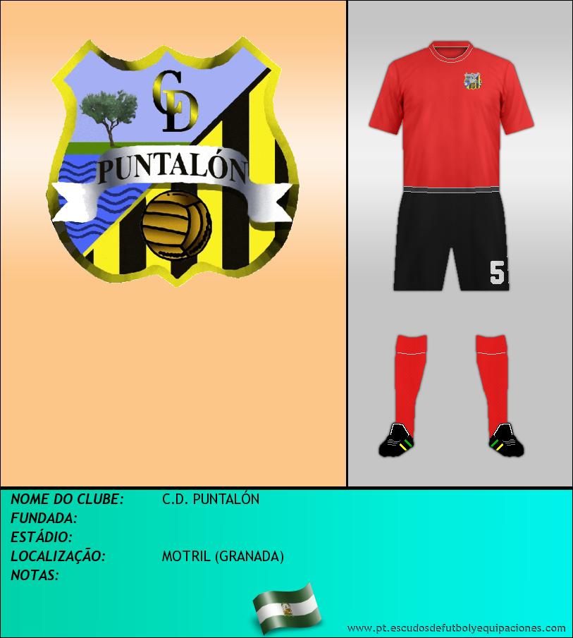 Escudo de C.D. PUNTALÓN