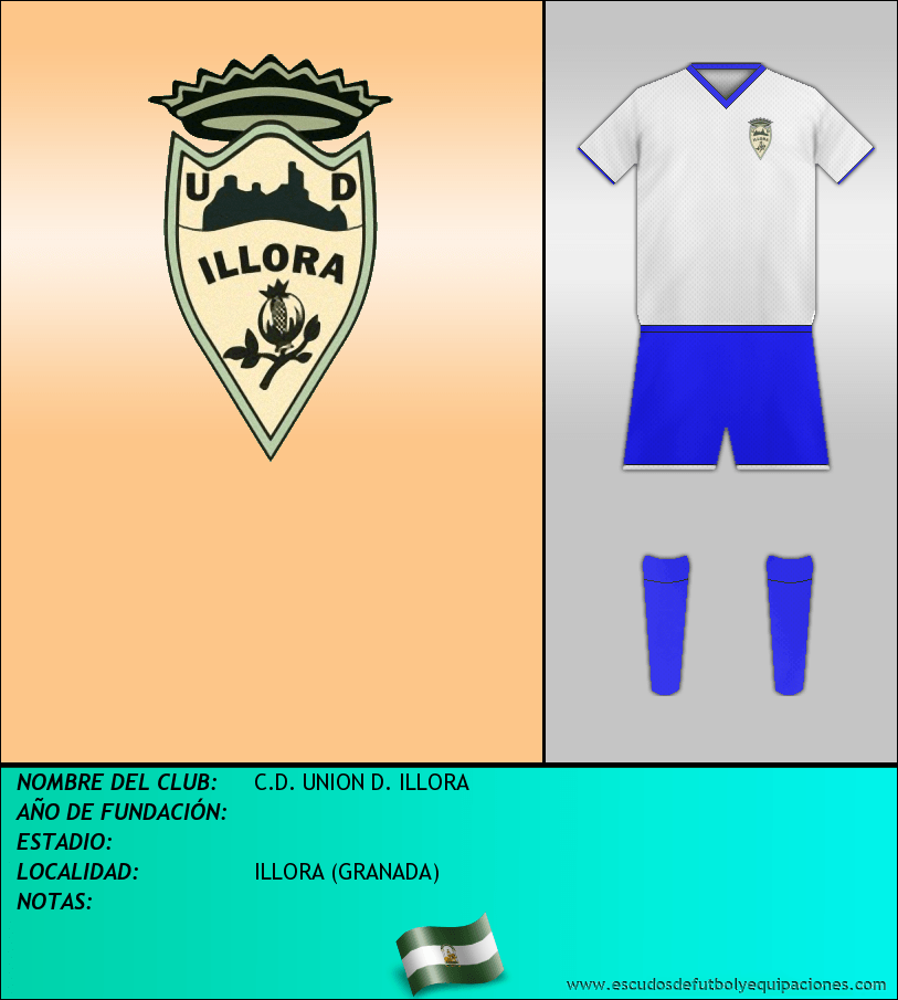 Escudo de C.D. UNION D. ILLORA