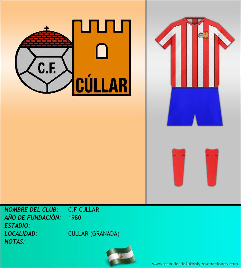 Escudo de C.F CULLAR