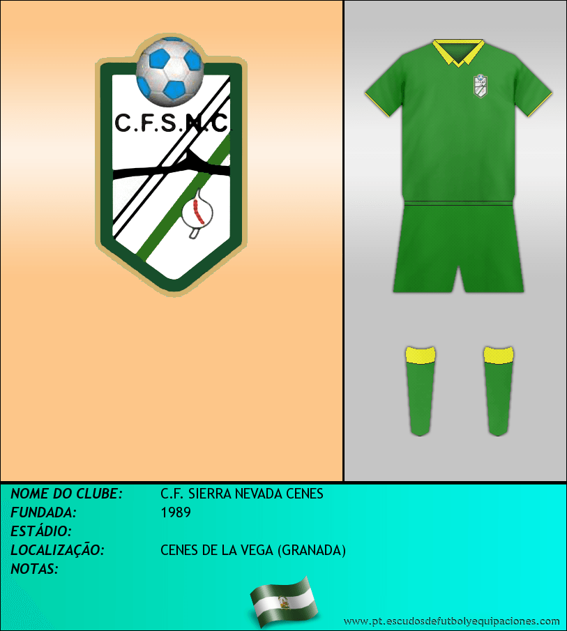 Escudo de C.F. SIERRA NEVADA CENES
