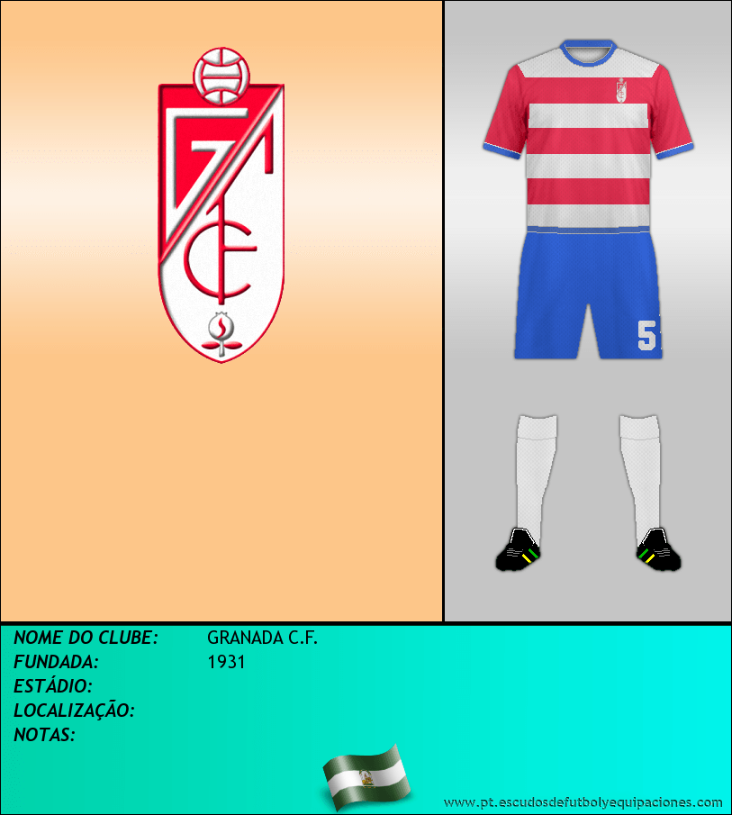 Escudo de GRANADA C.F.