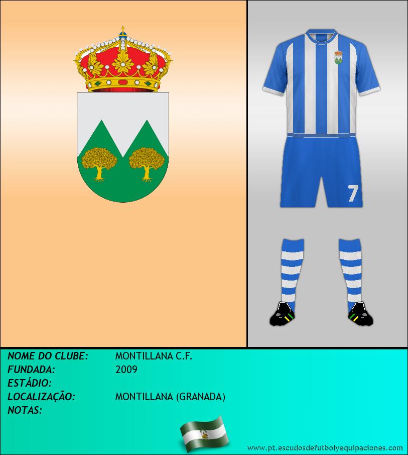 Escudo de MONTILLANA C.F.