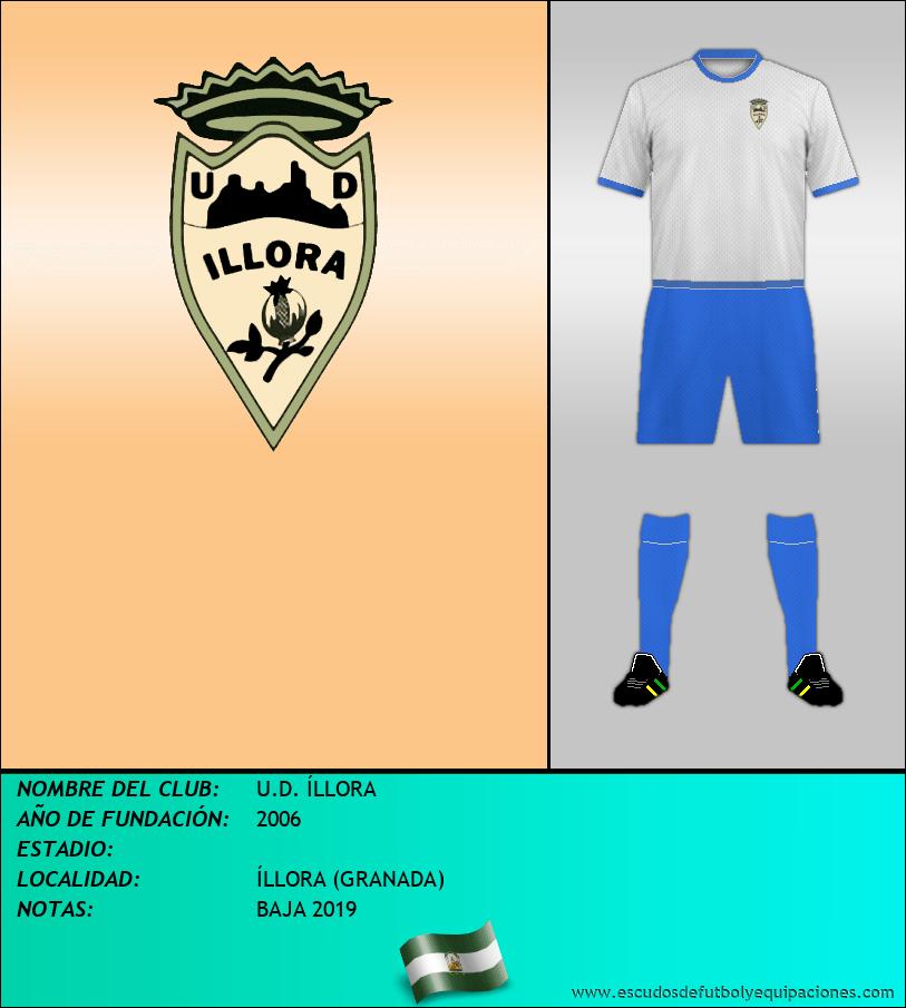 Escudo de U.D. ÍLLORA