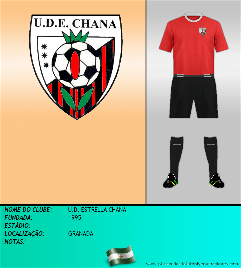 Escudo de U.D. ESTRELLA CHANA