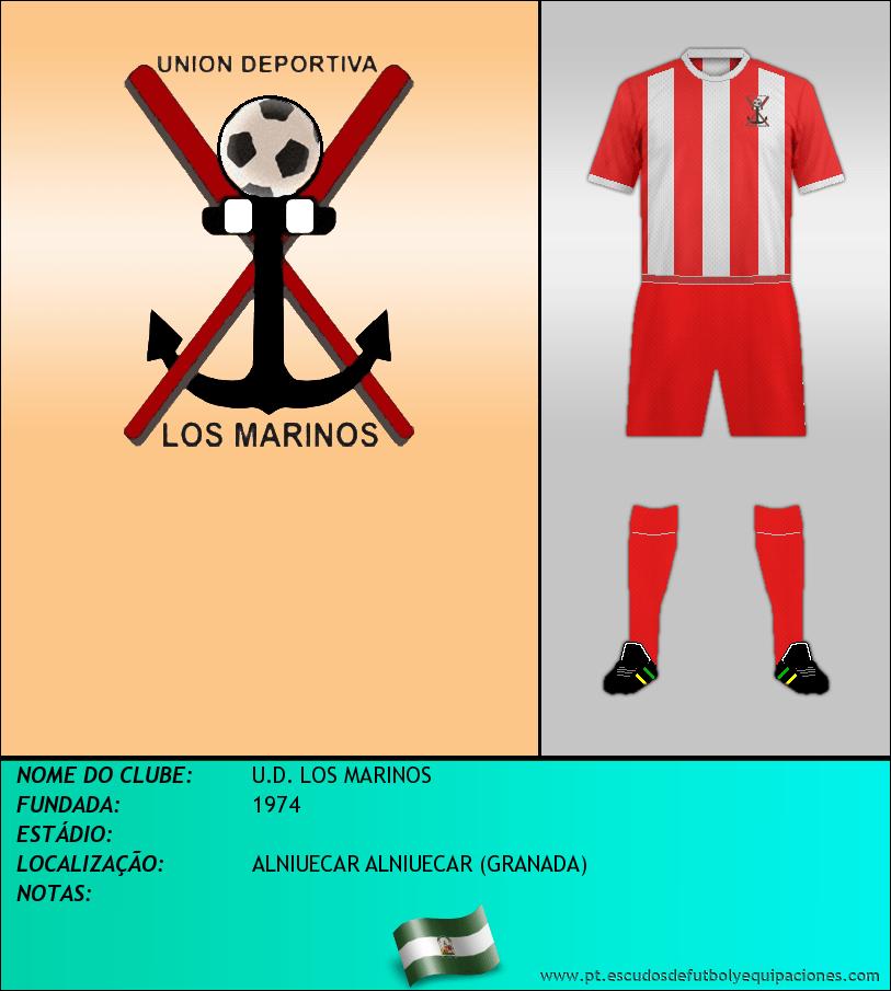 Escudo de U.D. LOS MARINOS