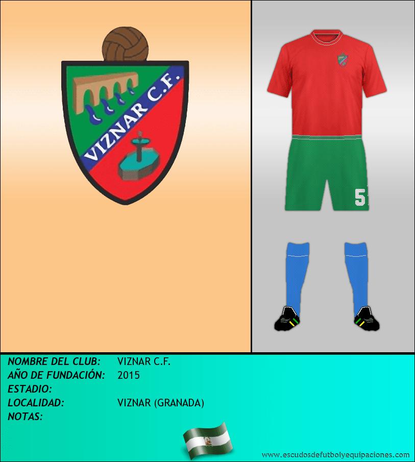 Escudo de VIZNAR C.F.