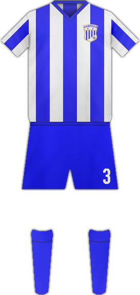 Camiseta EL CAMPILLO C.F.