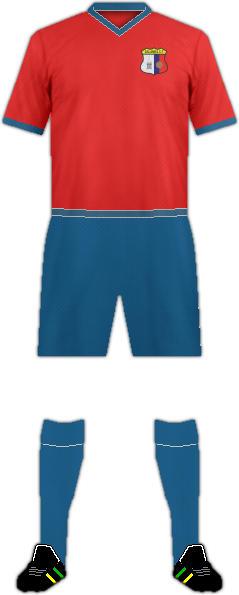 Camiseta ZALAMEA C.F.