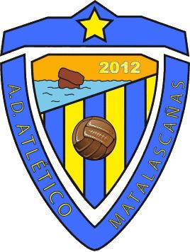 Escudo de A.D. ATLÉTICO MATALASCAÑAS (ANDALUCÍA)