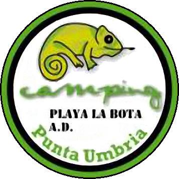 Escudo de A.D. CAMPING PLAYA LA BOTA (ANDALUZIA)