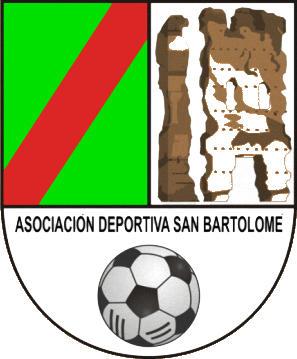 Escudo de A.D. SAN BARTOLOMÉ (ANDALUCÍA)