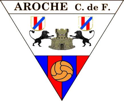 Escudo de AROCHE C.F. (ANDALUCÍA)