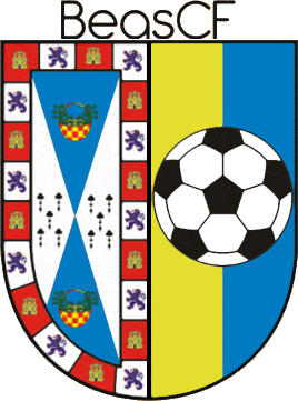 Escudo de BEAS C.F. (ANDALUCÍA)