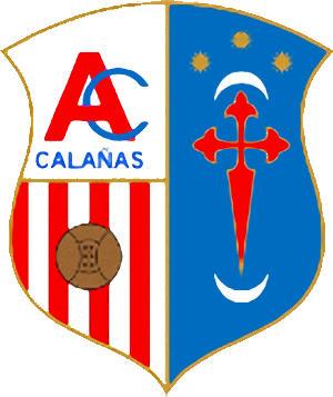 Escudo de C. ATLETICO CALAÑAS (ANDALUCÍA)