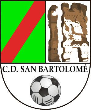 Escudo de C.D. ATLÉTICO SAN BARTOLOMÉ (ANDALUCÍA)