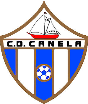 Escudo de C.D. CANELA (ANDALUCÍA)