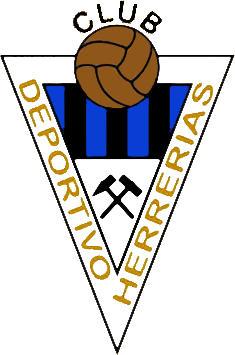 Escudo de C.D. HERRERIAS (ANDALUCÍA)