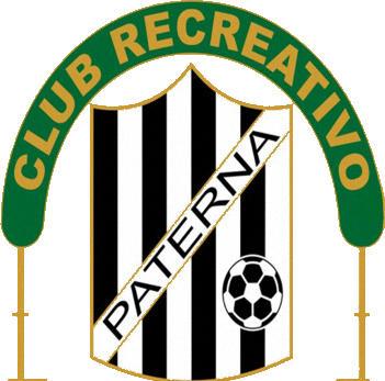 Escudo de C.D. RECREATIVO DE PATERNA (ANDALUCÍA)