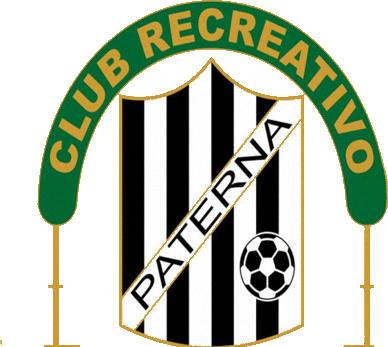 Escudo de C.D. RECREATIVO PATERNA (FEM.) (ANDALUCÍA)