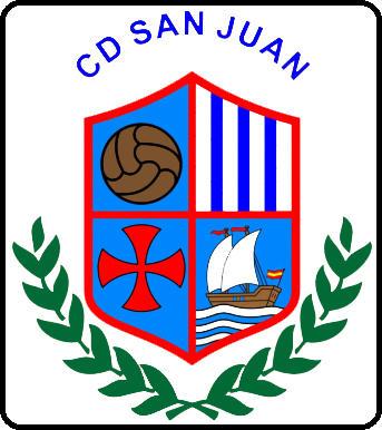 Escudo de C.D. SAN JUAN P. (ANDALUZIA)