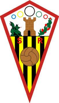Escudo de C.D. SAN ROQUE DE LEPE (ANDALUZIA)
