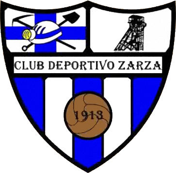 Escudo de C.D. ZARZA (ANDALUCÍA)