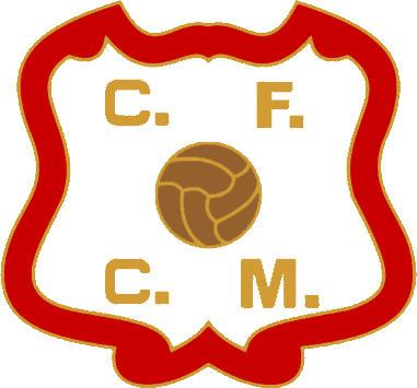Escudo de C.F. CUMBRES MAYORES (ANDALUCÍA)