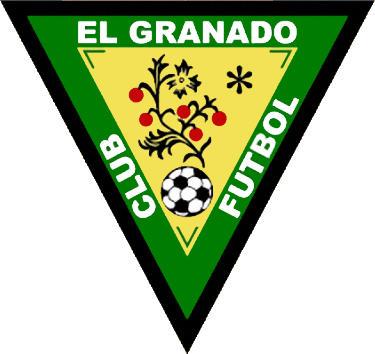 Escudo de C.F. EL GRANADO (ANDALUCÍA)