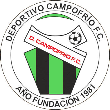 Escudo de DEPORTIVO CAMPOFRÍO F.C. (ANDALUCÍA)