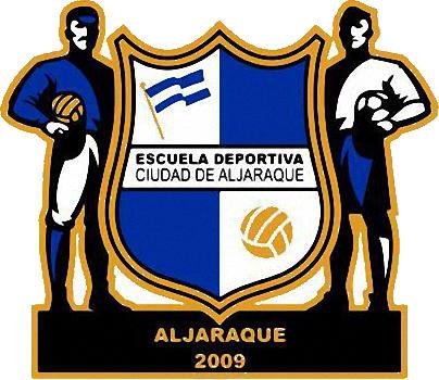 Escudo de E.D. CIUDAD DE ALJARAQUE (ANDALUCÍA)