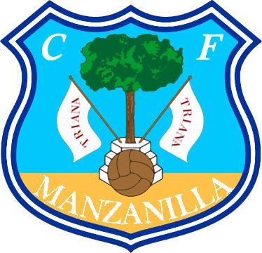 Escudo de MANZANILLA C.F. (ANDALUCÍA)