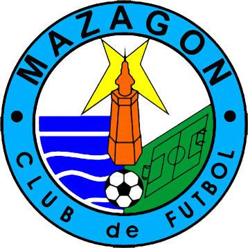 Escudo de MAZAGON C.F. (ANDALUZIA)