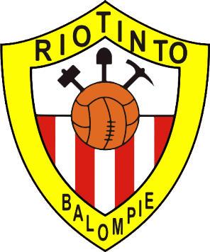 Escudo de RIOTINTO BALOMPIE (ANDALUCÍA)