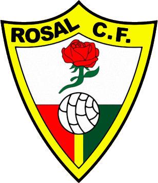 Escudo de ROSAL C.F. (ANDALUCÍA)