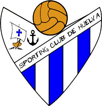 Escudo de SPORTING C. DE HUELVA (ANDALUCÍA)