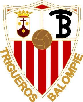 Escudo de TRIGUEROS BALOMPIE (ANDALUCÍA)