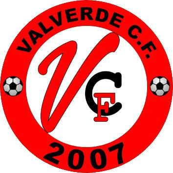 Escudo de VALVERDE C.F. (ANDALUCÍA)