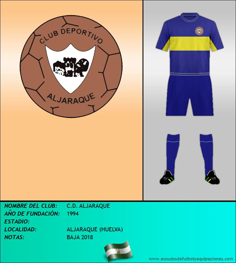 Escudo de C.D. ALJARAQUE