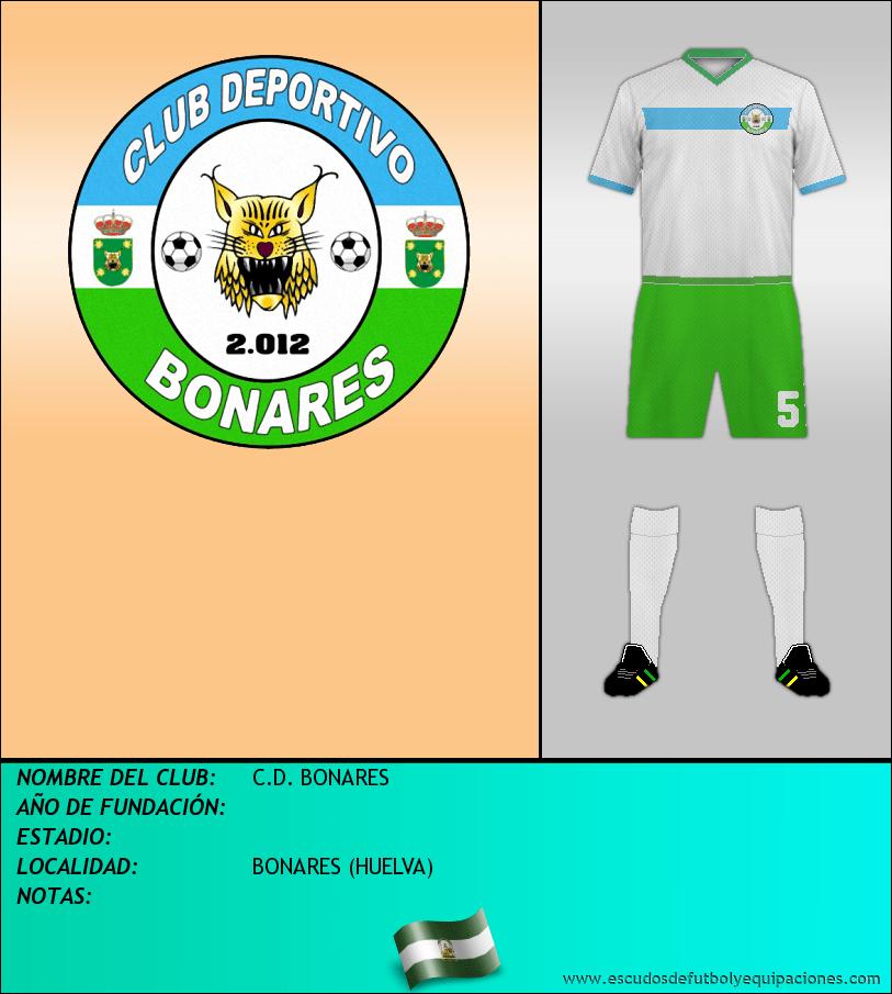 Escudo de C.D. BONARES