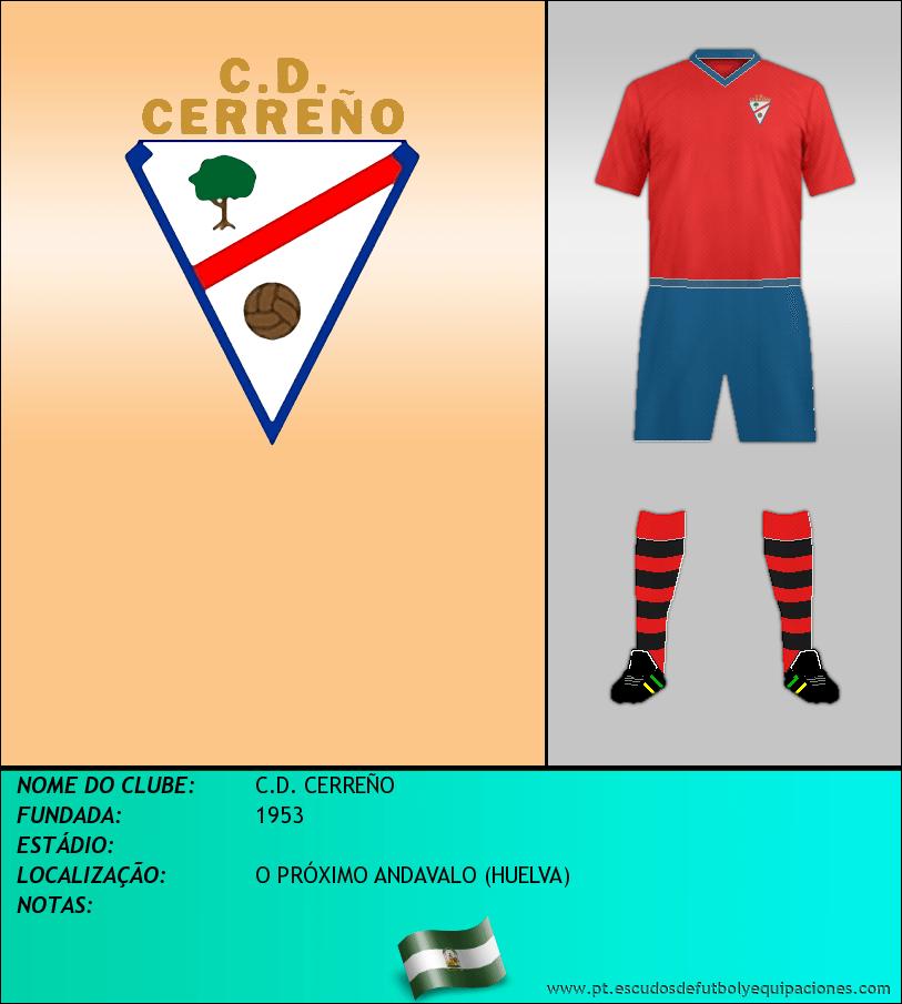 Escudo de C.D. CERREÑO